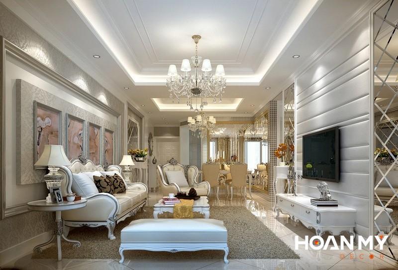 Lựa chọn nội thất phòng khách phù hợp