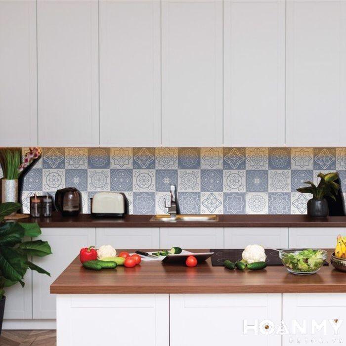 Decal trang trí phòng bếp