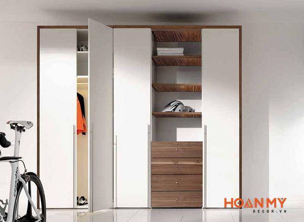 Tủ giày âm tường