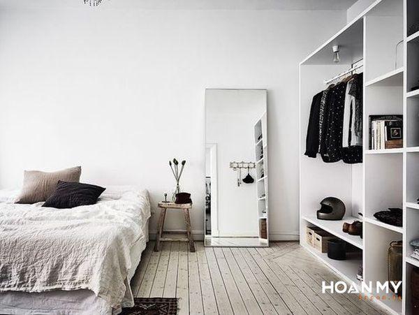 Phòng ngủ Vintage theo kiểu Hàn Quốc - Mẫu 2