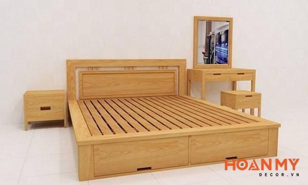 Giường 2m x 2m2 được nhiều người ưa chuộng