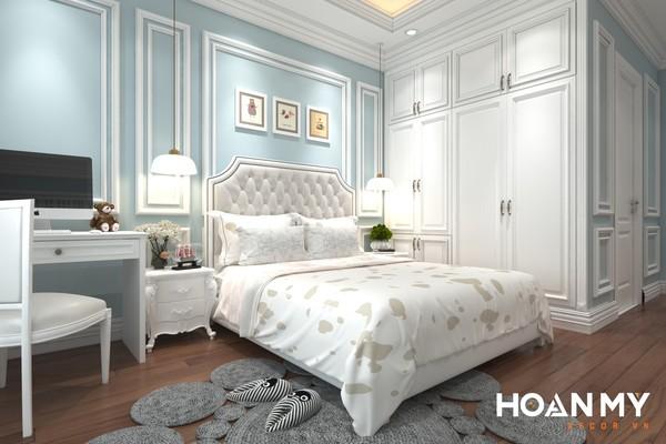 Mẫu phòng ngủ cho nữ gia chủ - Hình ảnh 1