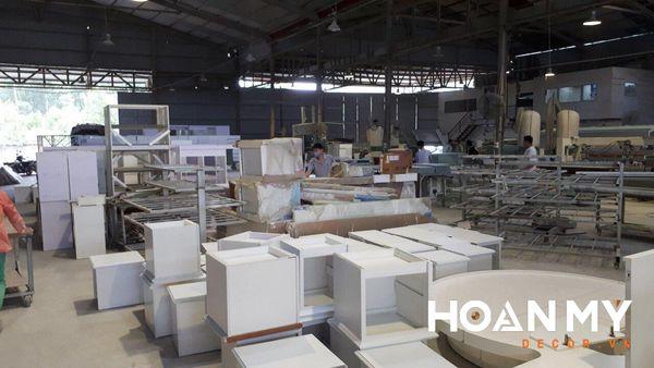 Xưởng sản xuất nội thất Hoàn Mỹ Decor - Hình ảnh 3
